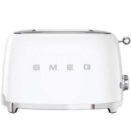 Smeg SMEG - Broodrooster - Broodrooster 2x2 Mat Wit