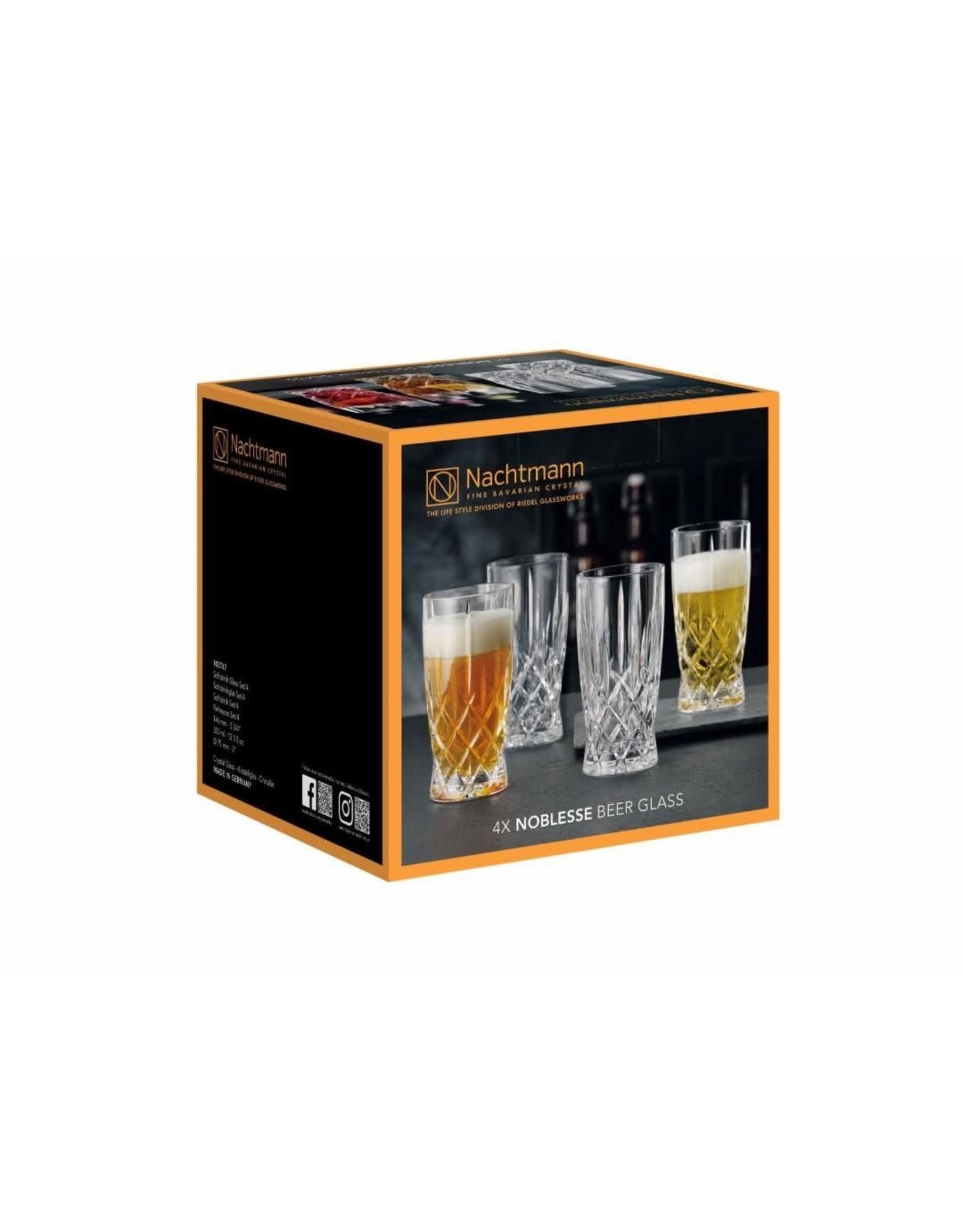 Nachtmann Nachtmann. Softdrinkglas 'Noblesse', 350 ml