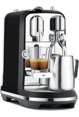 Sage Nespresso Sage Creatista Plus  Black Truffel - Koffiecupmachine - Zwart