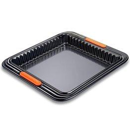 Le Creuset Le Creuset. Vierkante taartvorm met uitneembare bodem