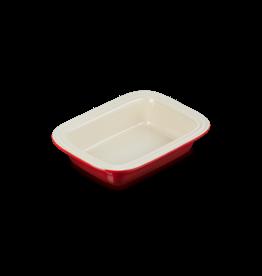 Le Creuset Le Creuset - Rechthoekige - Ovenschaal - Met Brede Rand - 25 x 18 cm - Kersenrood