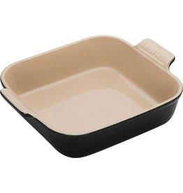 Le Creuset Le Creuset Ovenschaal - Vierkant - 30 × 23 cm - Glans Zwart