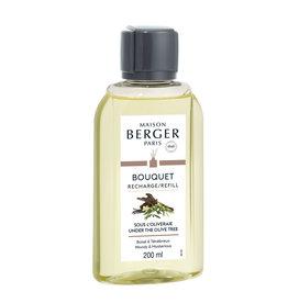 Maison Berger Maison Berger. Navulling parfumverspreider met sticks 200ml under the olive tree