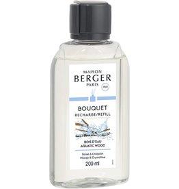 Maison Berger Maison Berger. Navulling parfumverspreider met sticks 200ml Absolu de Vanille