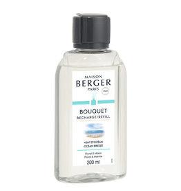 Maison Berger Maison Berger. Navulling parfumverspreider met sticks 200ml Vent d'Océan