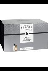 Maison Berger Lampe Berger.  Giftset brander l'originelle miel oriental star