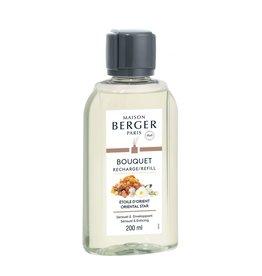 Maison Berger Maison Berger. Navulling parfumverspreider met sticks 200ml Etoile d'Orient