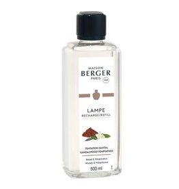 Maison Berger Lampe Berger Huisparfum 500ml Tentation Santal / Sandalwood Temptation
