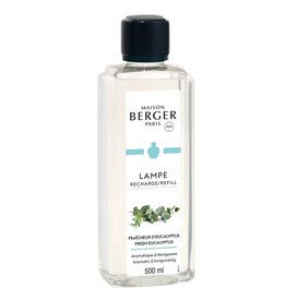 Maison Berger Lampe Berger Huisparfum 500ml Fraîcheur d'Eucalyptus / Fresh Eucalyptus
