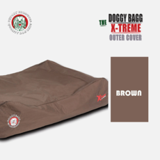 Pet-Joy Doggy Bagg X-Treme Outer Cover Brown