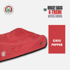 Pet-Joy Doggy Bagg X-Treme Buitenhoes Chili Pepper