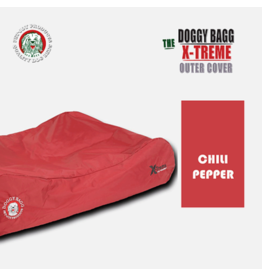 Pet-Joy Doggy Bagg X-Treme Outer Cover Chili Pepper