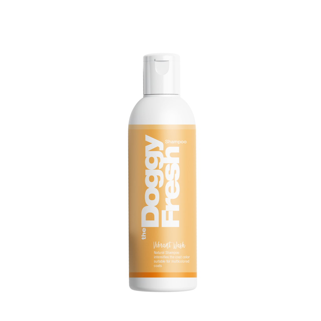 Pet-Joy Doggy Fresh Vibrant Shampoo