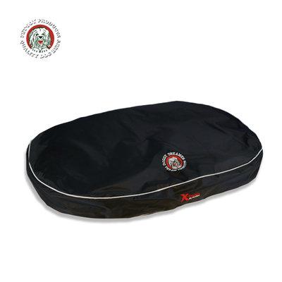 Pet-Joy Products Doggy Dreamer X-Treme Black Oval