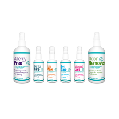 Pet-Joy Doggy Care package