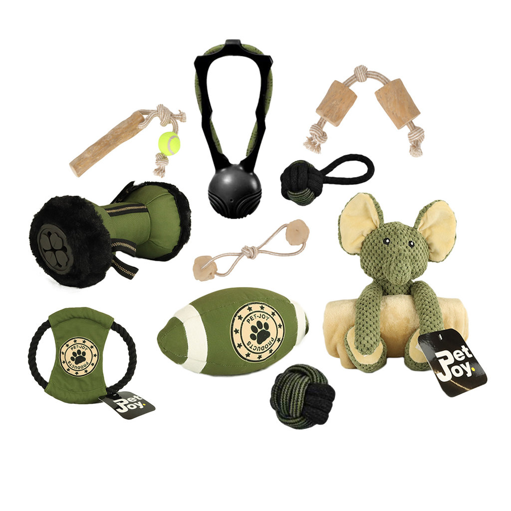 Pet-Joy Doggy Toy package