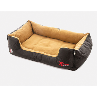 Pet-Joy The Doggy Lounger X-Treme Black