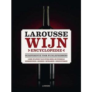 Boekwerk: Larousse Wijn Encyclopedie, Lannoo