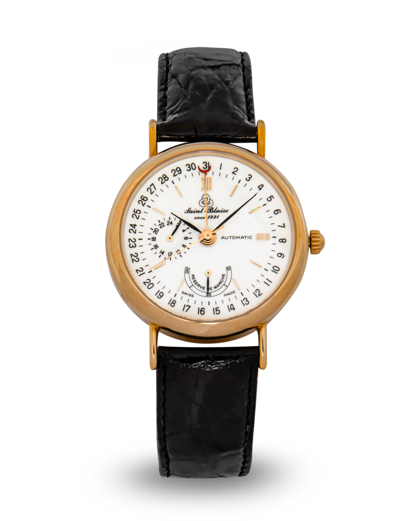 8022 power reserve, limited edition of 99 pcs