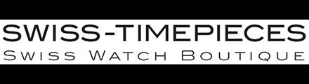 SWISS TIMEPIECES - SWISS WATCH SHOP