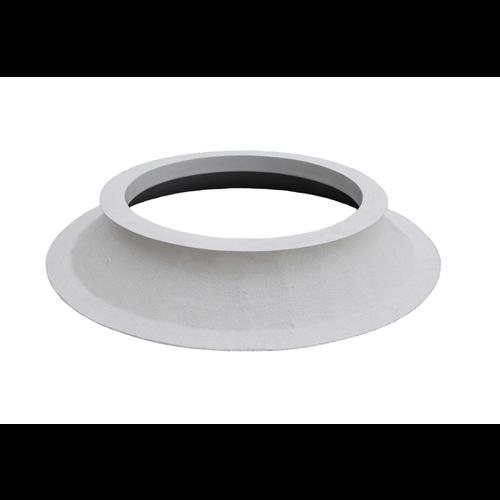 130 cm Opstand voor ronde lichtkoepel