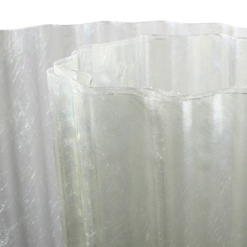 Polyester Golfplaat op Rol 1000mm Transparant Type H