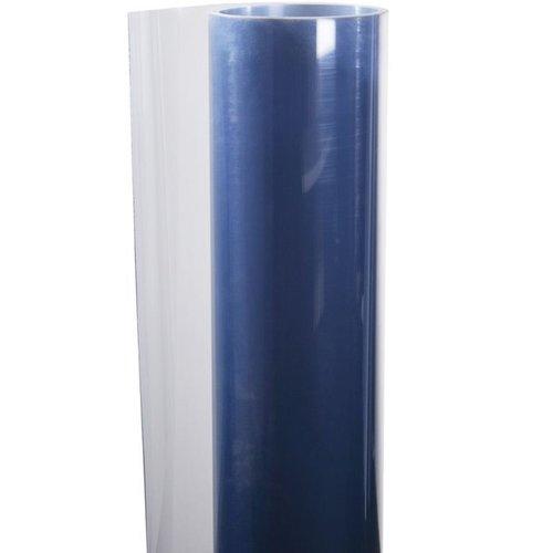 PVC vlakke kunststof plaat 1250mm