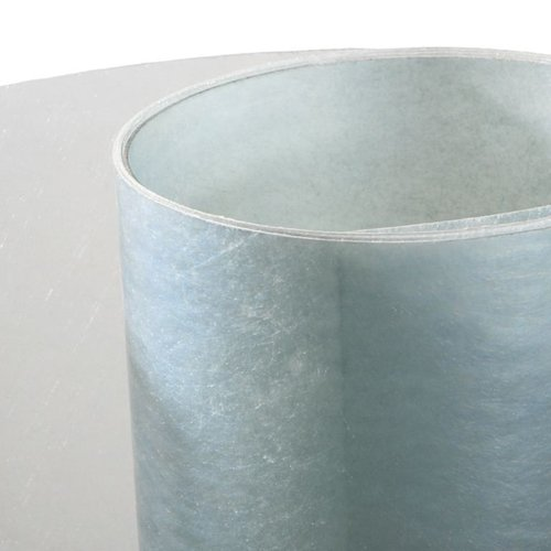 Polyester plaat 1000mm breed 1mm dik