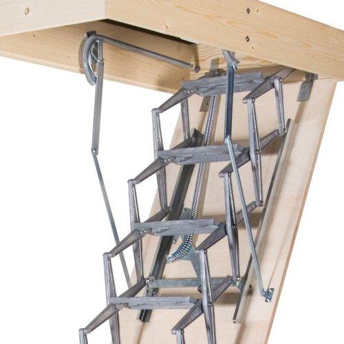 Novoferm Novoferm 2400 273/1 Aluminium Schaartrap 70x120 cm
