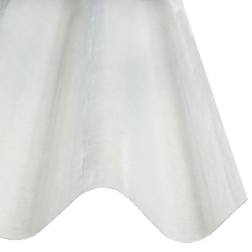 108 x 428 cm Polyester Golfplaat Transparant Type B 146/48