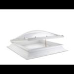 Lichtkoepel ventilatieset  vierkant 75 x 75 cm