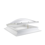 Lichtkoepel ventilatieset  vierkant 90 x 90 cm