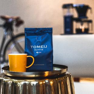 Tomeij Koffie - Casa 250 gram koffiebonen