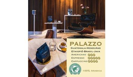 Meer over Tomeij Koffie - Palazzo