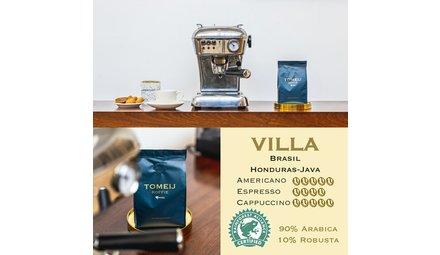 Meer over Tomeij Koffie - Villa