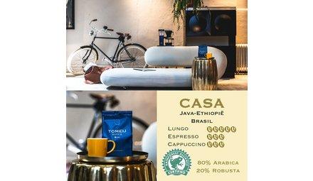 Meer over Tomeij Koffie - Casa