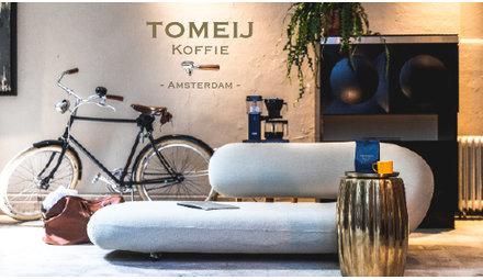 Het Tomeij Koffie Abonnement