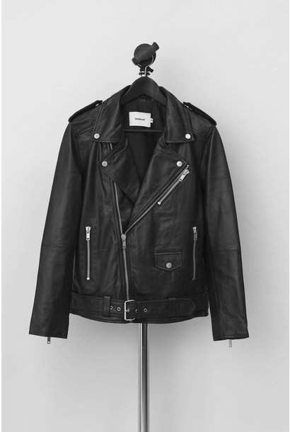 Agnes Leather Jacket
