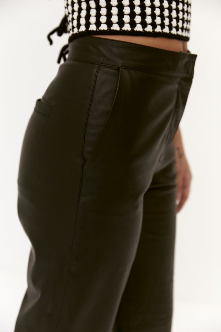 Betsy Leather Trousers-3