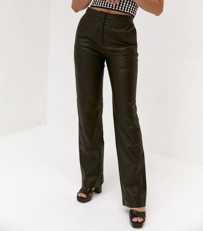 Betsy Leather Trousers-1