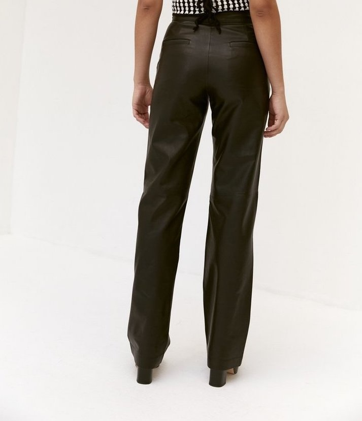 Betsy Leather Trousers-2