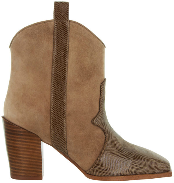 Suede Boots-1