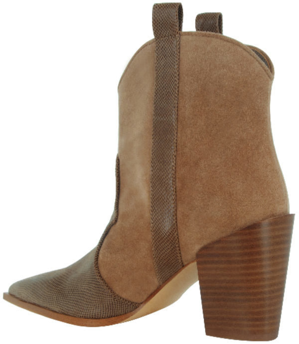 Suede Boots-4