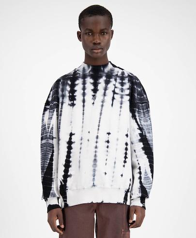 Tie Dye Sweater-1
