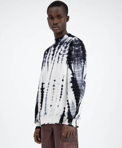 Tie Dye Sweater-2