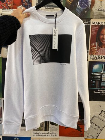 RR RR x Wilson Sweater