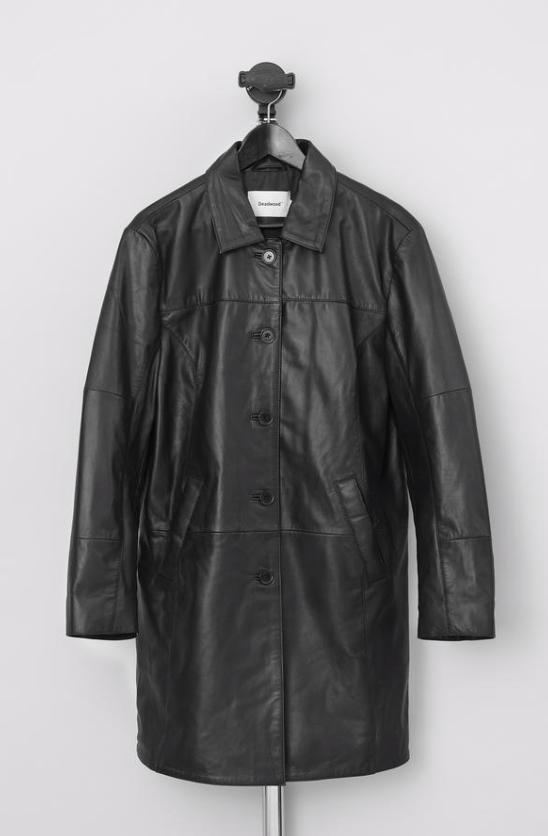 Kara Leather Coat-1