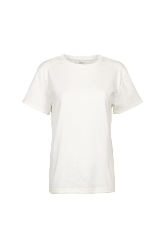 Basic cotton T-shirt-3