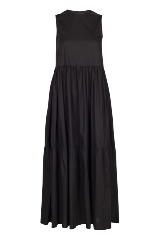 Saga Sleevless Dress-1