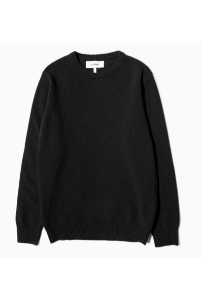 Wool roundneck